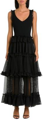 Alexander McQueen Frills And Flounces Dress