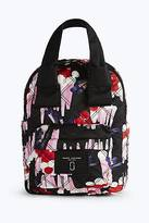 CONTEMPORARY Printed Nylon Knot Large Backpack