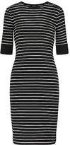 Ralph Lauren Petite Striped Cotton Dress