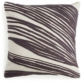 "Kelly Wearstler Canyon Ripple Decorative Pillow, 16"" x 16"""