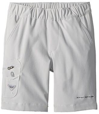 Columbia Kids Terminal Tackle Shorts (Little Kids/Big Kids) (Cool Grey) Boy's Shorts