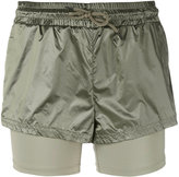 adidas by Stella McCartney activewear shorts - women - Polyamide - S