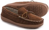 Minnetonka Moccasin Tyson Traditional Trapper Moccasins (For Men)