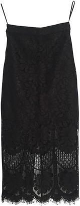 Lover Black Cotton Skirt for Women