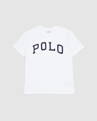 Polo Ralph Lauren Polo Cotton Jersey Tee - Teens