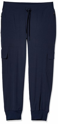 Andrew Marc Women's Commuter Active 7/8th Jogger