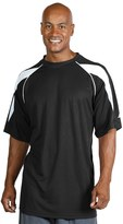 Russell Athletic Big & Tall Dri-Power Raglan Tee