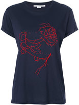 Stella McCartney The Dandy Print T-shirt - women - Cotton/Polyester - 38