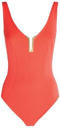 Maryan Mehlhorn V-Bar Swimsuit