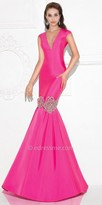 Tarik Ediz Esmeralda Evening Dress