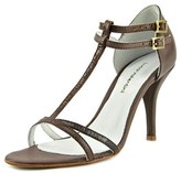 Luca Valentini Cinzia Open Toe Leather Sandals.