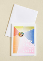 ModCloth How Have You Pin? Card Set in Color Wheel