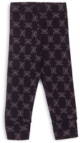 Nununu Infant Unisex Skull Print Leggings - Sizes 0-24 Months