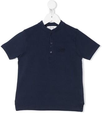 Bonpoint Logo Embroidered Polo Shirt