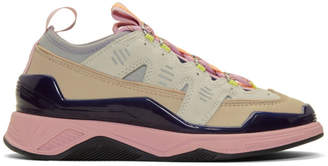 Kenzo Multicolor Klimb Sneakers