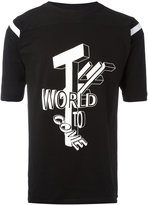 Kokon To Zai The world T-shirt - unisex - Cotton - S