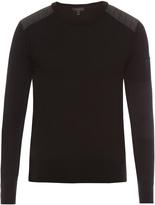 Belstaff Kerrigan crew-neck wool sweater