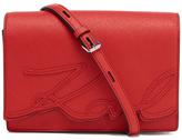 Karl Lagerfeld Women's K/Signature Shoulder Bag Scarlet