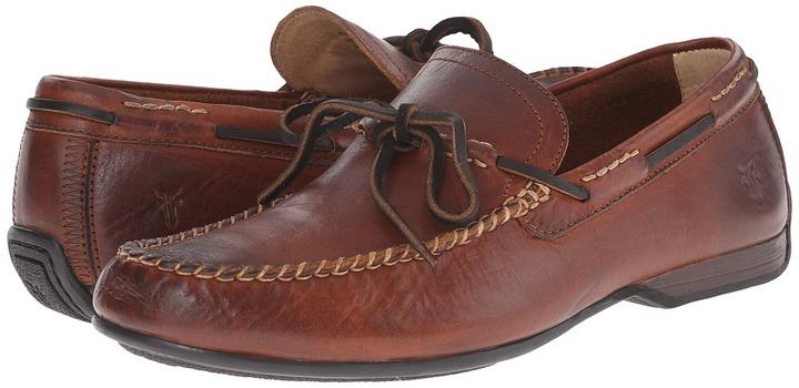 Frye Lewis Tie Men's Lace up casual Shoes