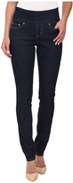 Jag Jeans Chandler Pull-On Skinny Comfort Denim in Dark Shadow