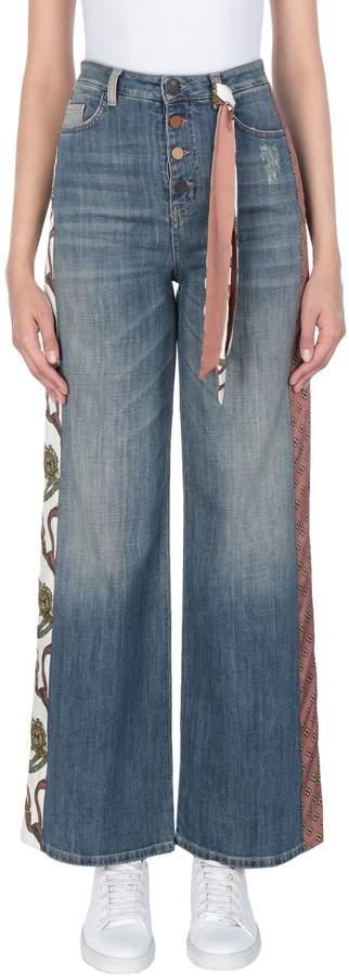 Alysi Denim pants - Item 42746201IN