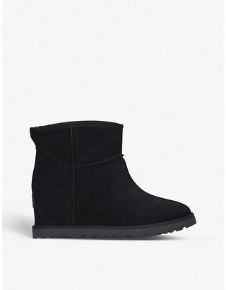 UGG Classic Femme Mini sheepskin boots