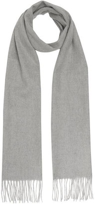 Barbour Plain Lambswool Woven Scarf