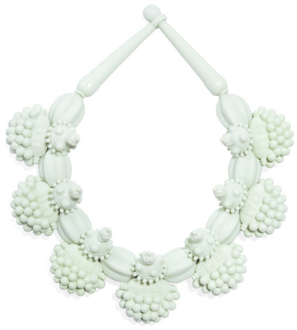 Ek Thongprasert Creme De Menthe Necklace