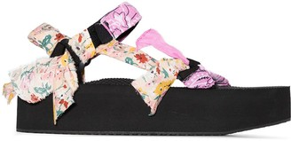 Arizona Love Trekky bandana detail sandals