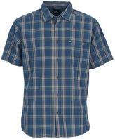 Quiksilver EVERYDAY CHECK SS Blue