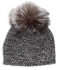3df3a9891 Fox Pom Pom Hat - ShopStyle