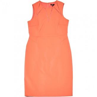 Raoul Pink Cotton Dress for Women