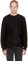 Diesel Black K-Flyy Sweater