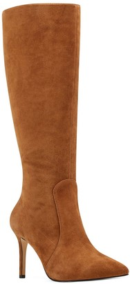 Nine West Fivera Women's Suede Tall Boots
