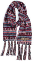 Muk Luks Loop Knit Cold Weather Scarf