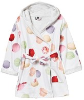 Molo Way Bathrobe With Ice Scoops Print
