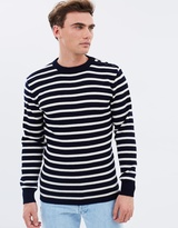 Armor Lux Fouesnant Wool Mariner Crew Knit