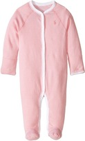 Ralph Lauren BSR Yarn-Dyed Stripe One-Piece Coveralls (Infant)