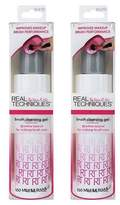 Real Techniques Deep Cleansing Gel Twin Pack