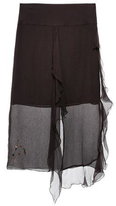 Marella Knee length skirt