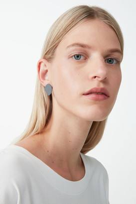 Cos Abstract Shape Stud Earrings