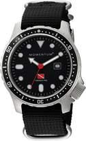 Momentum Men's 1M-DV44B7B Analog Display Japanese Quartz Watch