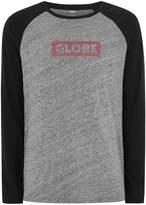 Globe Grey And Black 'box' T-shirt*