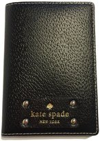 Kate Spade new york Wellesley Passport Holder Leather Case WLRU1236