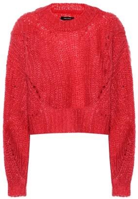 Isabel Marant Irren mohair-blend sweater
