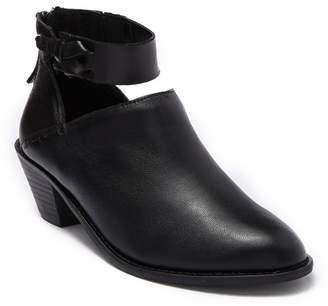 Kelsi Dagger Brooklyn Kadeeja Leather Ankle Strap Bootie