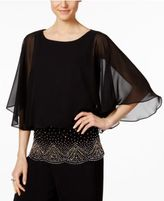 MSK Embellished Blouson Top