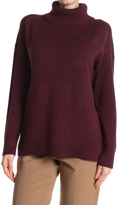 Cyrus Turtleneck Dolman Sweater