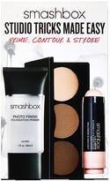Smashbox Studio Tricks Made Easy: Primer, Contour & Strobe 3-Piece Set