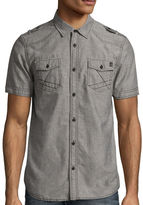 i jeans by Buffalo Short-Sleeve Merrick Woven Shirt